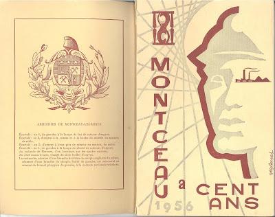 """""""Montceau a Cent Ans"""" (collection musée)"""