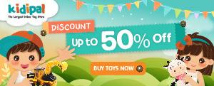 Toko Mainan Online Terlengkap Kidipal
