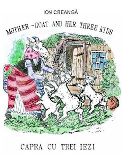 Mother-Goat and Her Three Kids by Ion Creanga English version