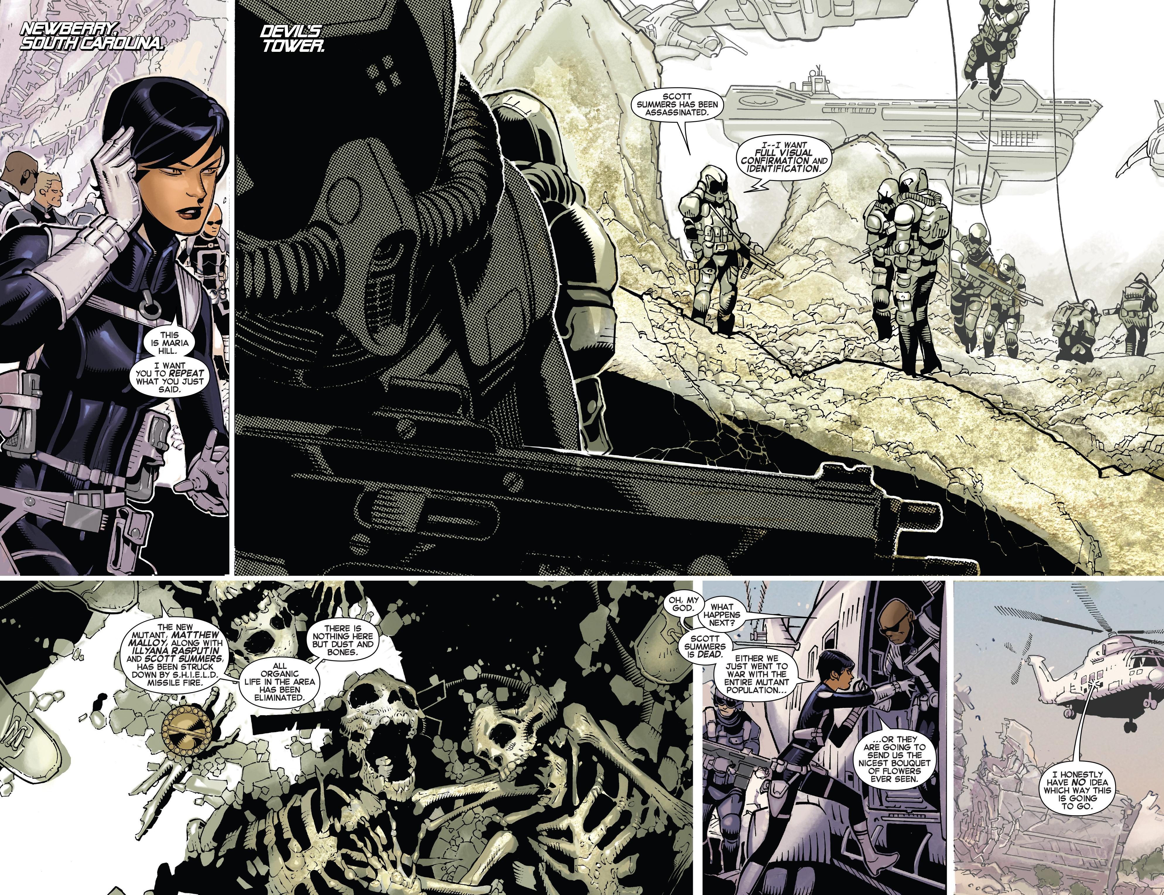 Read online Uncanny X-Men (2013) comic -  Issue # _TPB 5 - The Omega Mutant - 78