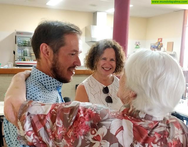 El Cabildo destaca su compromiso con el bienestar de las personas dependientes con motivo de la celebración del Día del Mayor