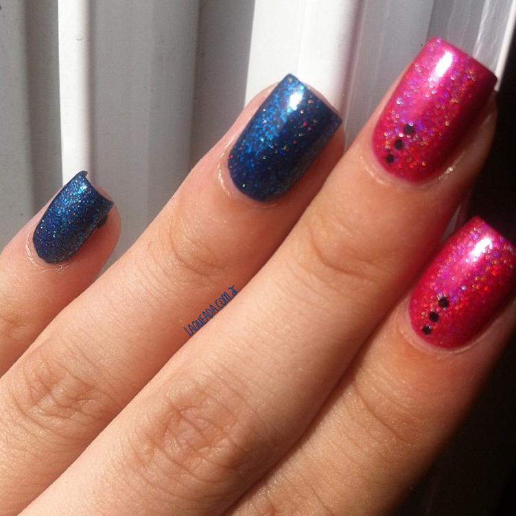 Colores de Carol - Holo Blast - Impala - Azul Cristalino