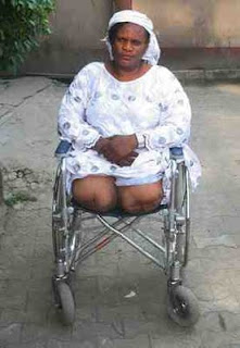 Crippled Mother Of Four Launches Album In Ikeja, Lagos 1