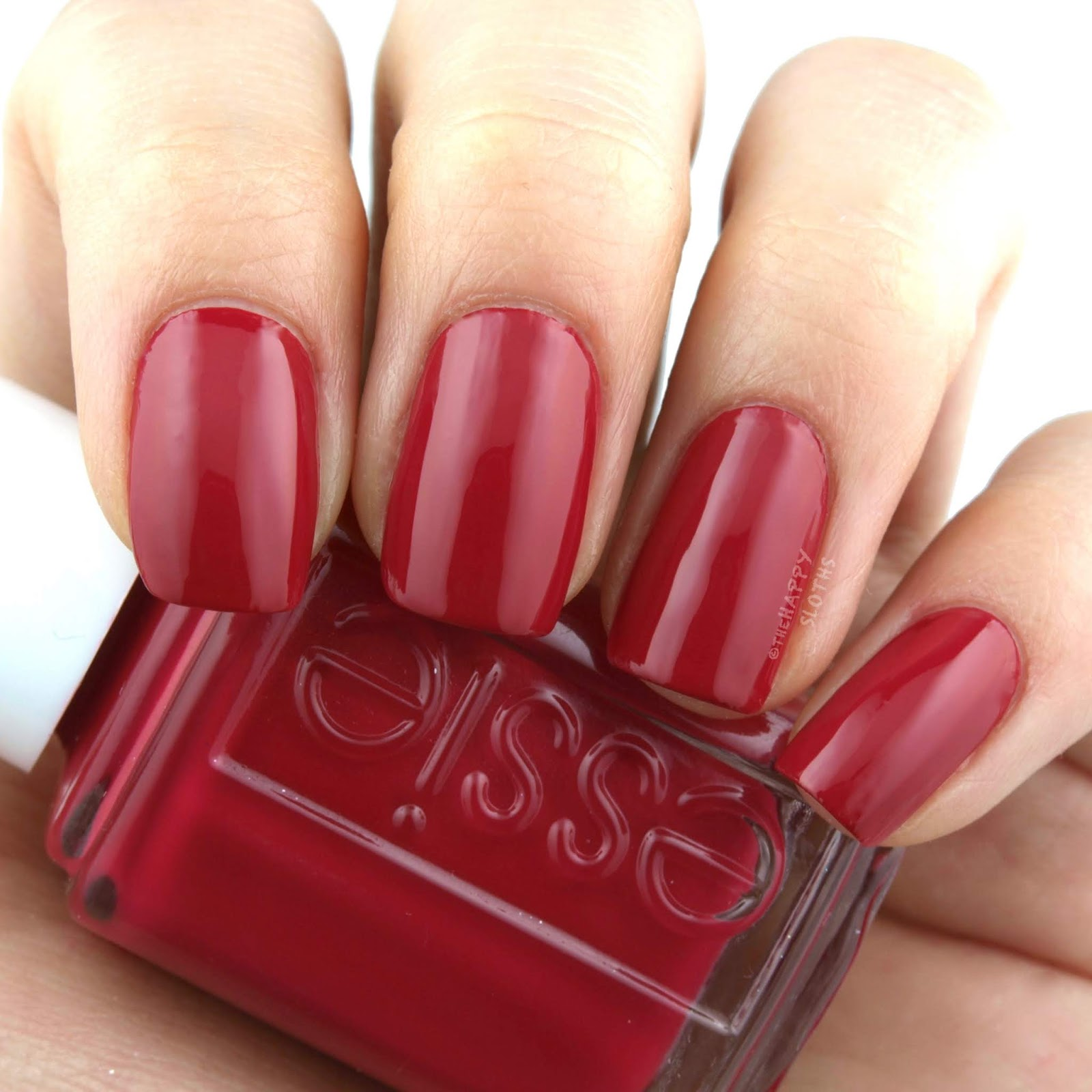 "Essie | Soda Pop Shop Collection in ""Cherry On Top"": Review and Swatches"