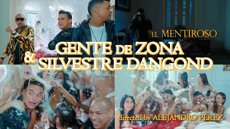 Gente de Zona y  Silvestre Dangond - ¨El Mentiroso¨ - Videoclip - Dirección: Alejandro Pérez. Portal del Vídeo Clip Cubano