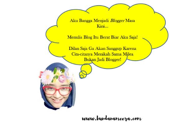 bangga jadi blogger