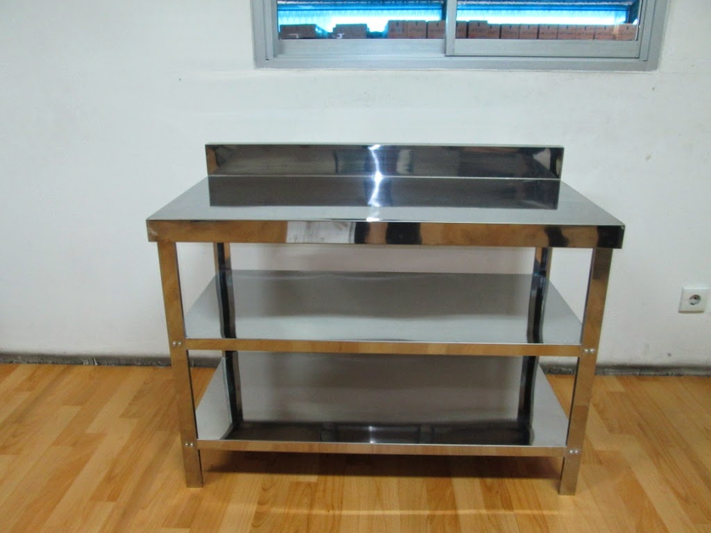 Meja Stainless Steel Type Mt3