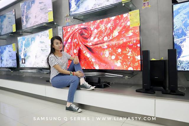 Beli Barangan Samsung & Menangi Percutian ke Maldives