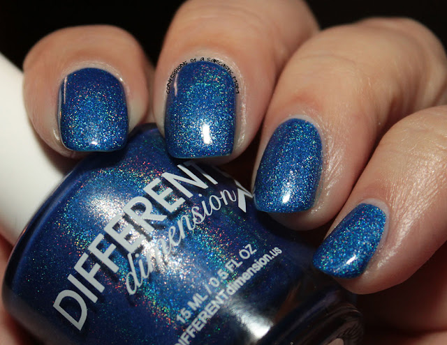Different Dimension Heavenly Waters | 31 Days of Blue for Huntington's Awareness