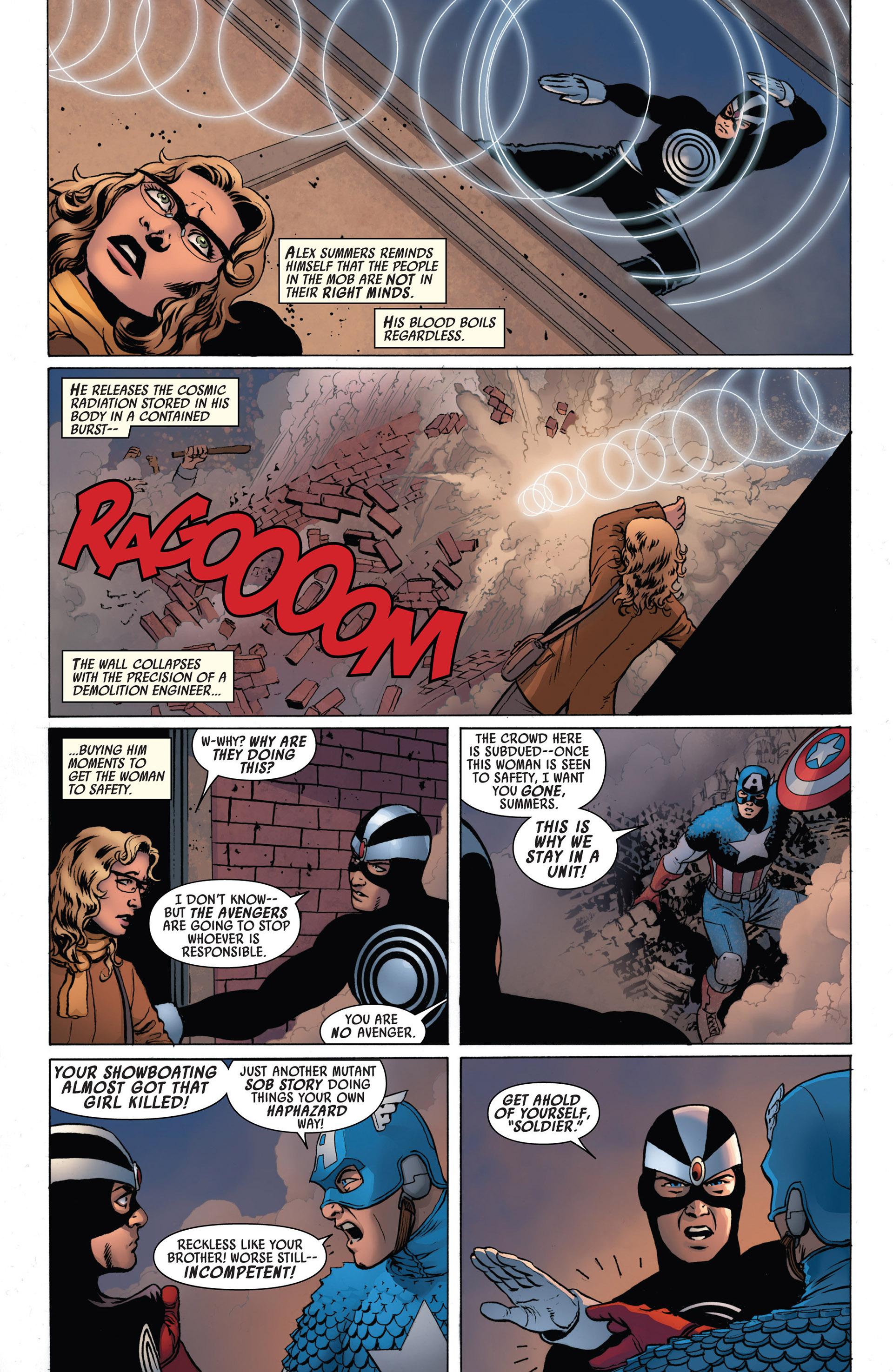 Read online Uncanny Avengers (2012) comic -  Issue #3 - 16