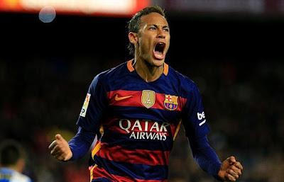 Neymar, 20 pemain terkaya di dunia ala agen bola 88 sbobet