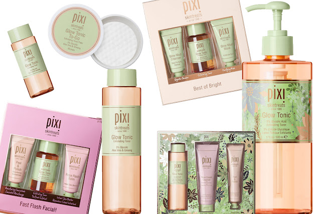 Review Glow Tonic Pixi
