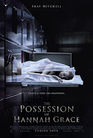 possession of hannah grace poster