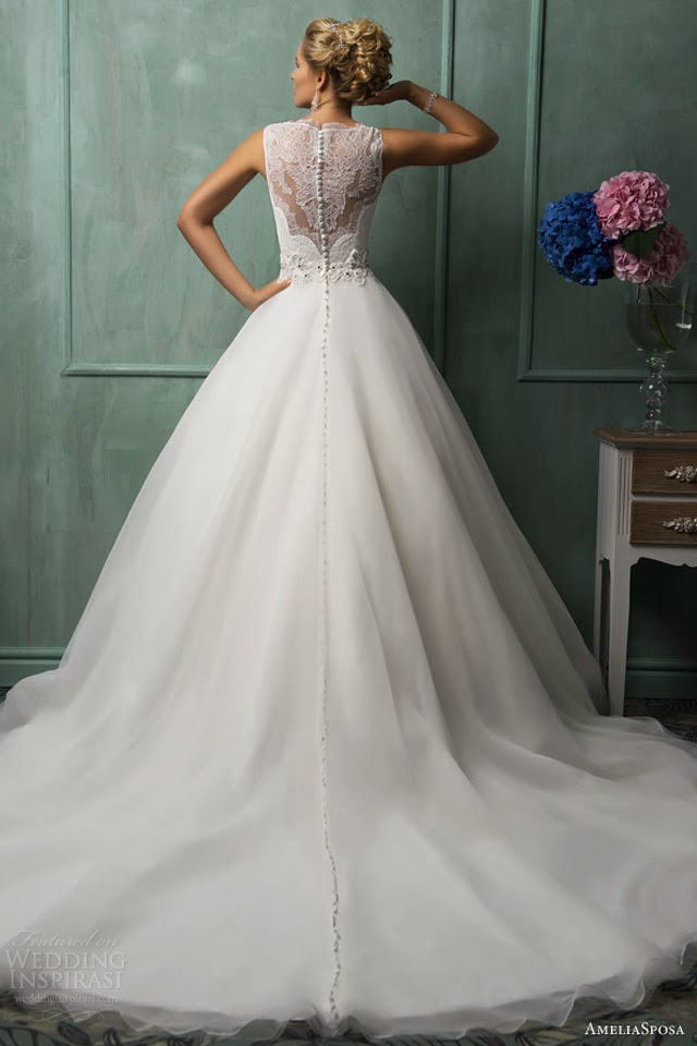 Here Are Some Of Our Favorite Wedding Dresses With Back Detail To Help You Your Bridal Gown Pin