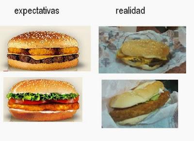 Comida Hamburguesas