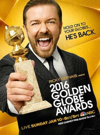 73rd Golden Globe Awards 2016