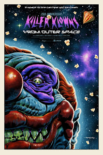 DVD Review - Killer Clowns From Outer Space