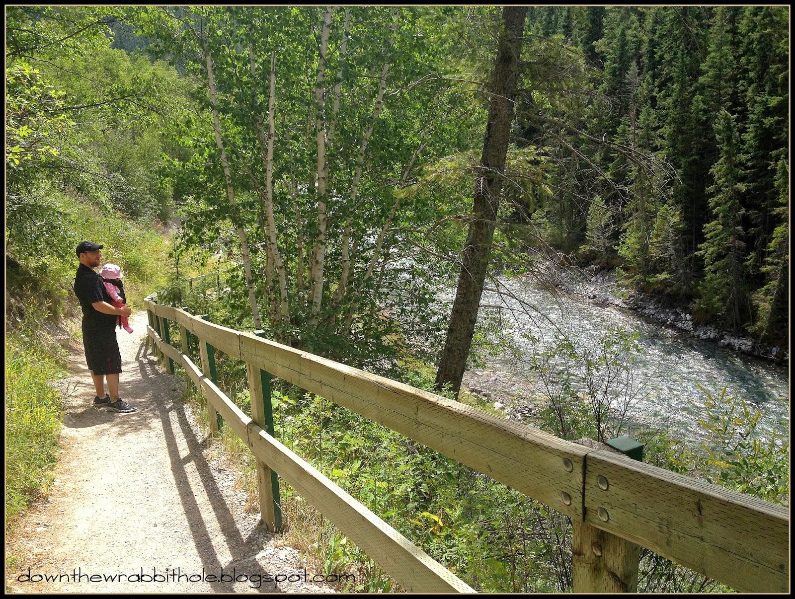 Lussier River, Whiteswan Provincial Park, natural hot springs, British Columbia