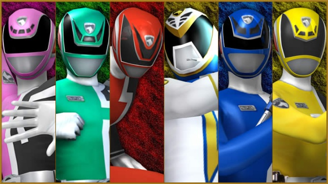 Kyuukyuu Sentai GoGoFive  Chiến Đội cứu Hộ