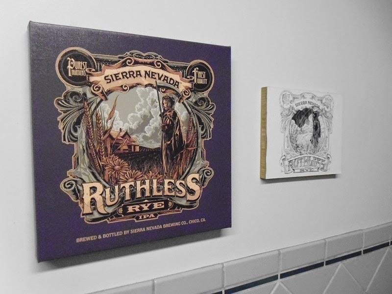 Ruthless Rye art