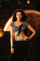 Kajal Aggarwal hot Photo Shoot from pakka local item song HeyAndhra