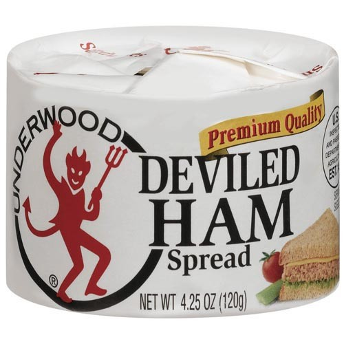 Image result for little devil potted meat