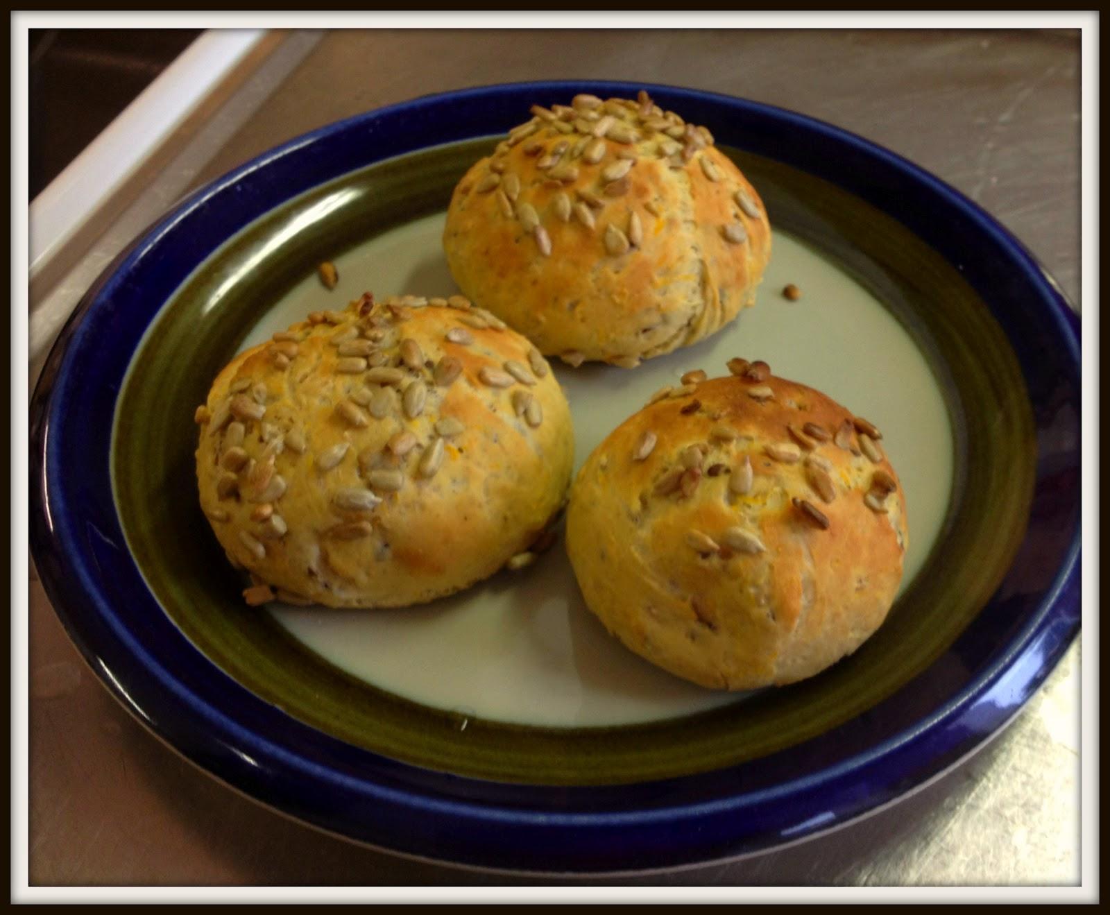 nyttigt bröd med rågmjöl