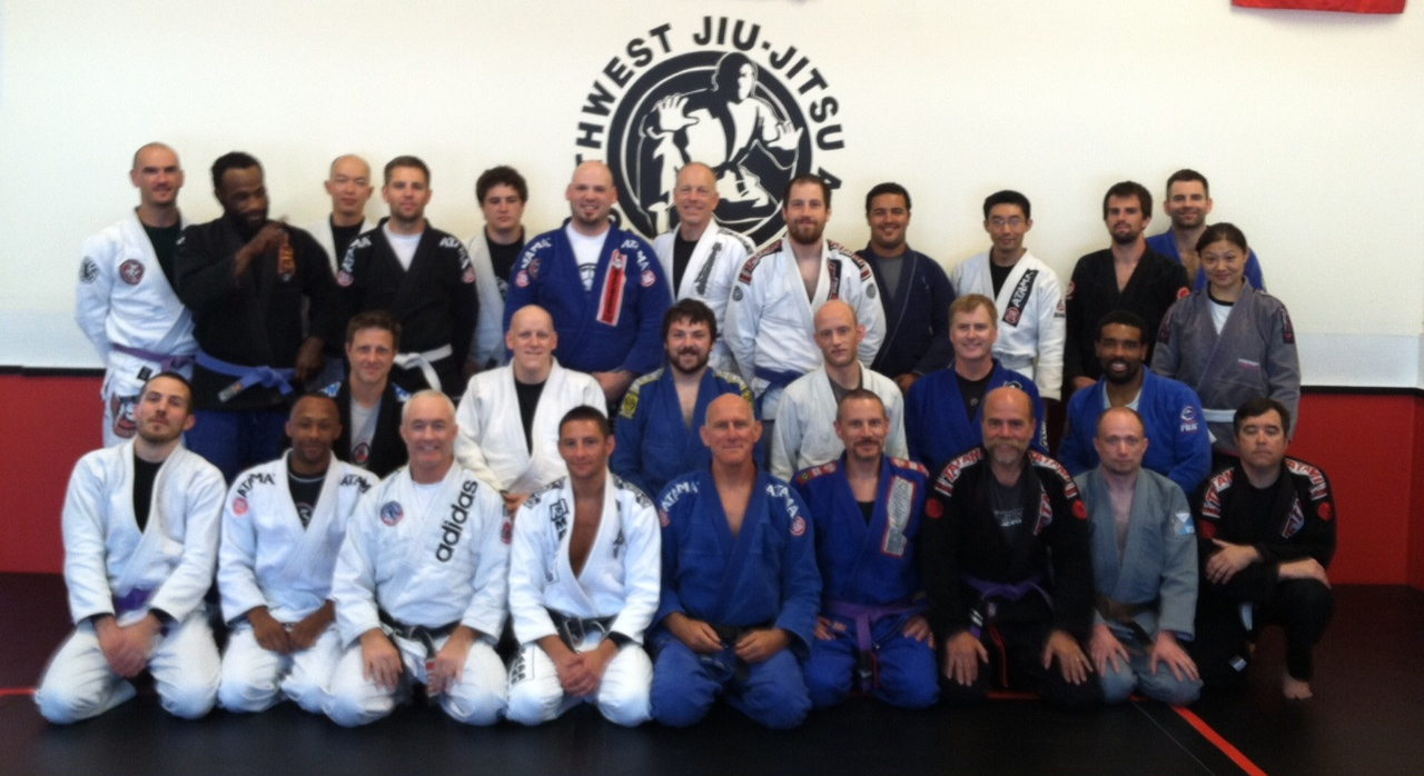 The Ground Never Misses: northwest jiu jitsu academy
