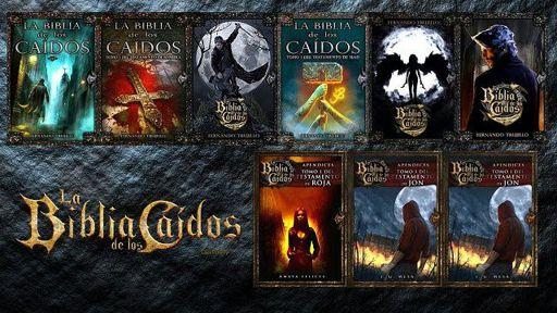 Natt: La Biblia de los Caidos Saga Completa PDF