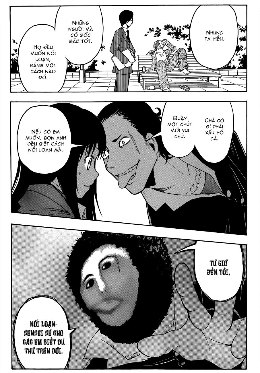 Ansatsu Kyoushitsu chap 16 trang 18