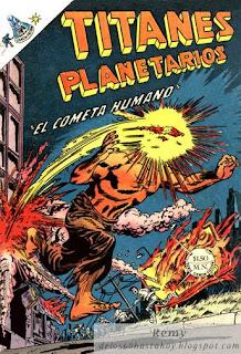 Titanes Planetarios 276 Novaro