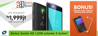 Armaila Ponsel  Alcatel Flash 2 Daya Battery 3000 mAh