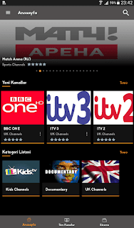 Mobil Android TV Pro v1.0 Latest APK is Here !