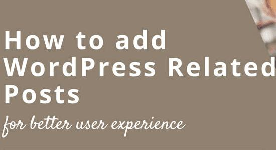 Membuat Related Posts Wordpress Tanpa Plugin