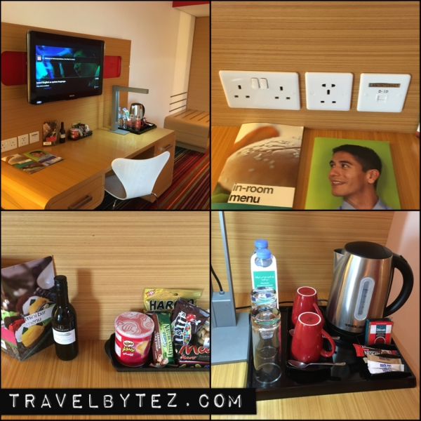 Park Inn by Radisson Abu Dhabi Yas Island: Superior Twin Room Review