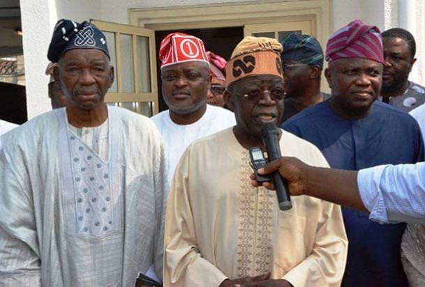 No Impeachment Against Ambode, Says Tinubu