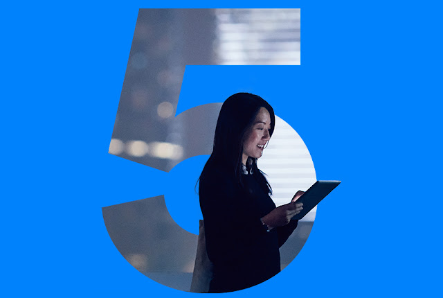 Bluetooth 5 release