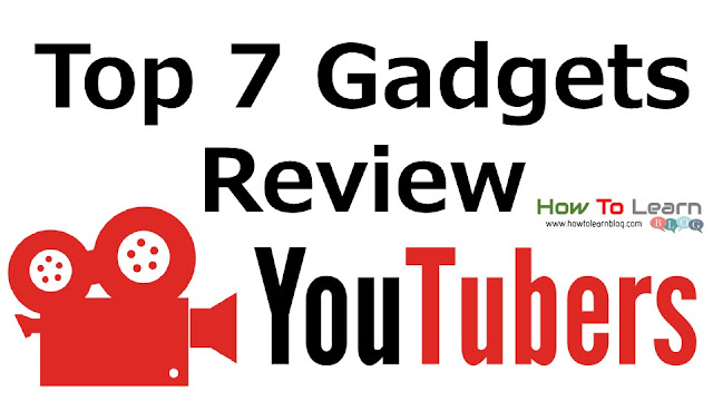 Top 7 Gadgets review channels on YouTube. best youtube tech reviewers  best tech youtube channels 2015  best tech youtube channels 2017  top youtube product reviewers  best computer science youtube channels  best tech youtube channels reddit  youtube product review channels  gadgets to use youtube