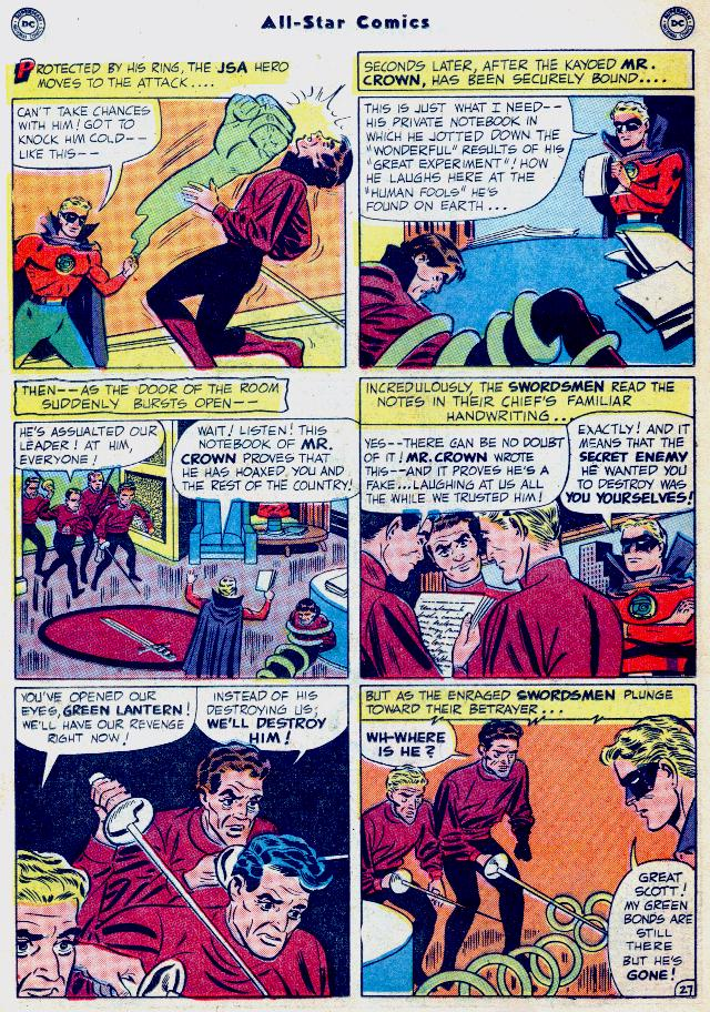 Read online All-Star Comics comic -  Issue #52 - 31