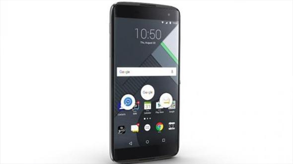 Blackberry Mercury, Blackberry Android