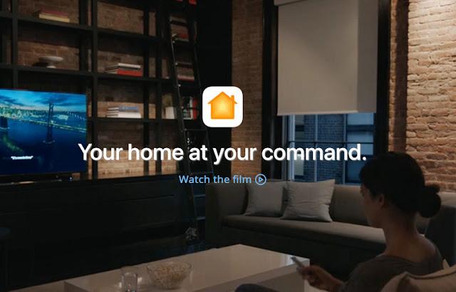iOS 「家庭」app 讓你用一句話搞定家中大小事