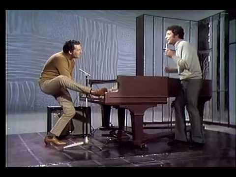 Palomazo Clásico: Tom Jones, Jerry Lee Lewis - Rockin´ Medley