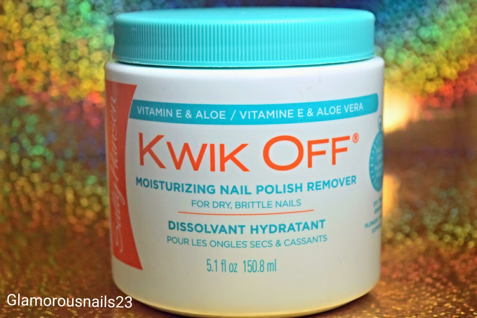 Sally Hansen Kwik Off Nail Polish Remover