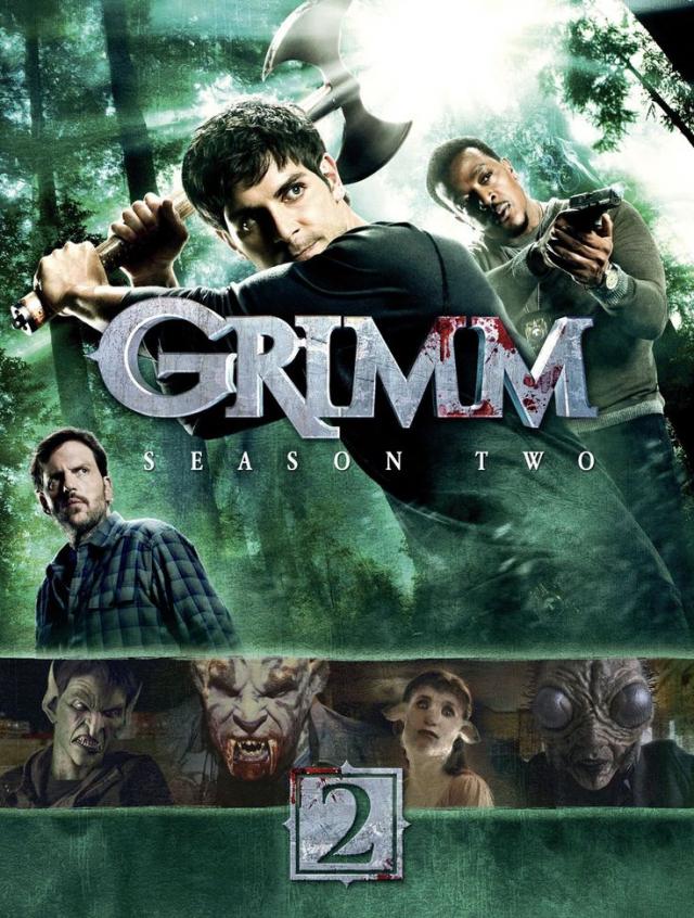 Săn Lùng Quái Vật 2 - Grimm 2 (2012)