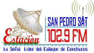 Radio San Pedro Sat 102.9 FM Huari Ancash