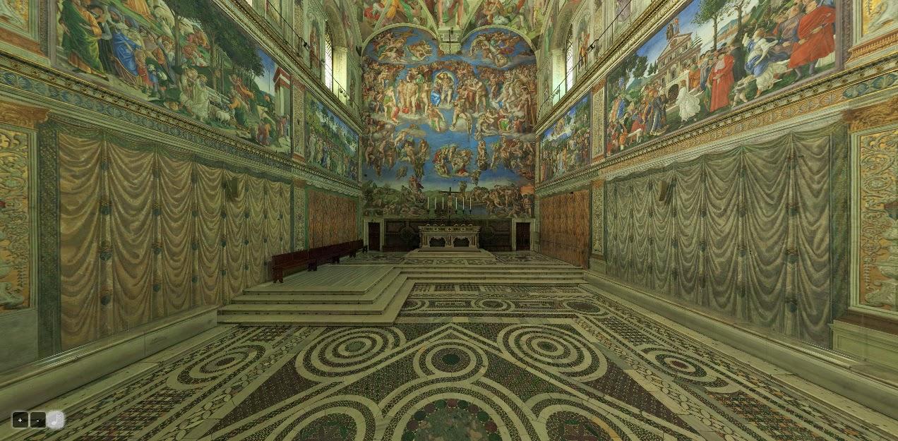 Sistine Chapel - Vatican Museums | TourTipster.com