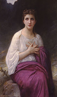 psique, william adolphe bouguereau