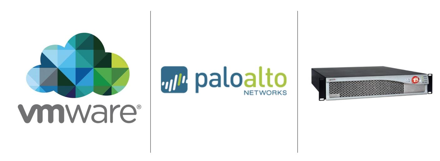 Cloud-XP: VMware/F5/Palo Alto