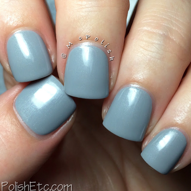 IBD Hideaway Haven Nail Lacquer - McPolish - Head in the Clouds