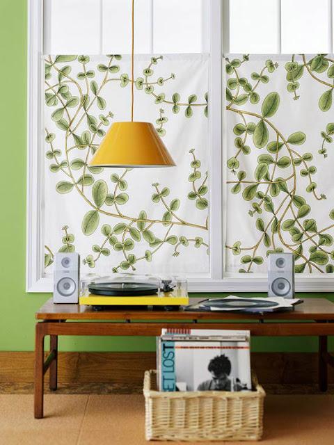 Modern Furniture: Window Treatment design ideas 2012